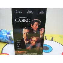 Vhs Casino 2 Vhs Robert De Niro Sharon Stone Sin Subtítulos