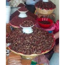 Chapulines Comercial Kilo