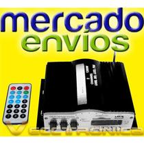 Mercado Envios Vec Amplificador Para Auto Moto O Casita Wow.