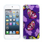 Funda Protector Apple Ipod Touch 5g Morada/mariposas