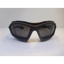Goggle Lentes Tipo Motociclista Lente Negro