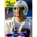 1995 Upper Deck Dan Marino #39