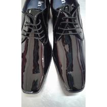 Zapatos En Charol Logan
