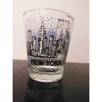 Vaso Shot Tequilero New York City Bar Souvenir Restaurante