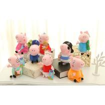 Peppa Pig Peluches Familia