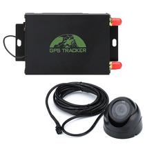 Localizador Vehicular Con Camara Gps Tracker Xa54