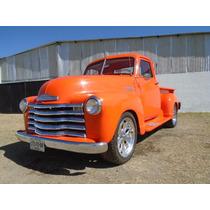 Chevrolet Pickup 1952 Pickup Mecànica Original