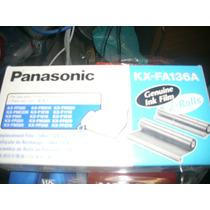 Cinta De Transferencia Para Fax Panasonic Kx-fa136a Fn4