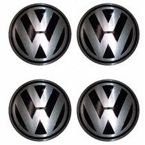 Emblemas Centro De Rines Vw Pointer Metalico