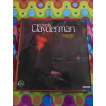 Richard Clayderman Lp Balada Para Adelina. Album Triple 1979