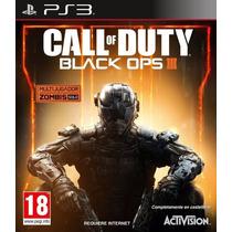 Call Of Duty Black Ops 3 Iii Con Black Ops I En Español Ps3