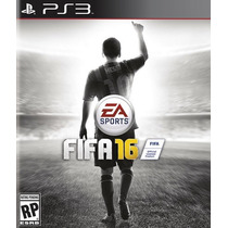 Fifa 16 Ps3 + Pase Online Zona Games ;)