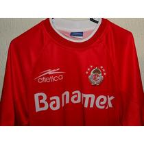 Playera Del Toluca Vintage Atletica Producto Oficial