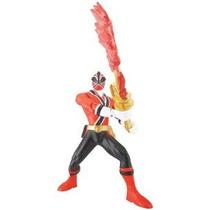 Power Ranger Samurai Espada Morphin Rangers Fuego