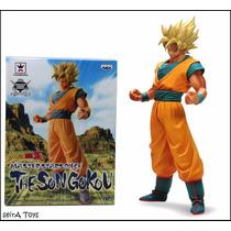 Figura De Goku De 30 Cms. Dragon Ball Z. Entrega Inmediata.