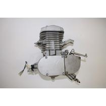 Kit Motor 80cc De Gasolina Para Bicicletas Y Bicimotor 2tiem