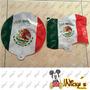 10 Globos Tricolor Bandera Mexicana Autoinflable 15 De Septi
