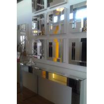 Espejo Decorativo, Espejo Minimalista, Espejo Moderno