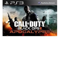 Call Of Duty Operaciones Negro Ii: Apocalypse Dlc - Ps3 [cód