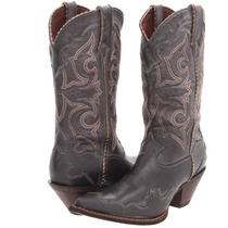 Durango Woemn De Aplastar Roca 'n Voluta Boot Rd5514