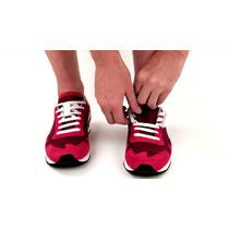 Agujetas Magneticas Para Zapatos Tenis Abrocha Sin Abrochar
