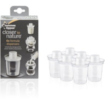 Tommee Tippee Closer To Nature Fórmula Dispensador 6-conde