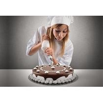 Aprende Repostería Artesanal Y Fina, Dona Pasteles Cupcakes