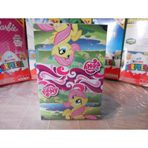 Huevo Sorpresa Tipo Kinder Mi Pequeño Pony 6pz Sellada