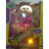 Cabbage Patch Kids Twinkle Toes Tenis Skechers C Luz Muñeca