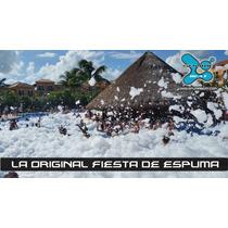 Fiesta De Espuma Es Spumabeat - Www.spumabeat.com.mx