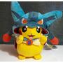 Pikachu Peluche Lucario Cosplay Pokemon