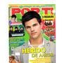 Revista   Por  Ti  Taylor Lautner