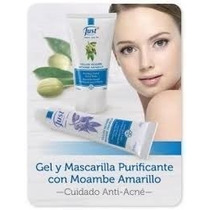 Swiss Just Oferta!! Kit Mascarilla/gel Antiacné Moambe!!!