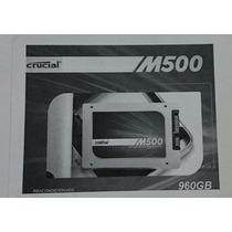 Disco Duro Estado Solido Crucial 960gb Certificado Apple