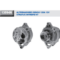 Alternador, Dodge Grand Caravan 4 Cil 2.4 L 96-97