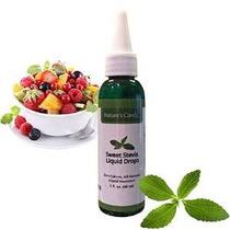 Gotas All Natural Stevia Liquid - Sin Ingredientes Artificia
