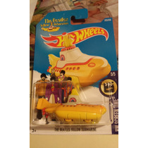 Hot Wheels Coleccion 2016 The Beatles Yellow Submarine
