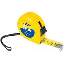 Flexometro Color Amarillo Plastico Abs 3 Metros Pretul 21605