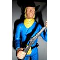 Marx Plastimarx Johnny West Custer Outlet Remate Único Lbf