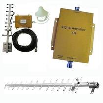 Antena Amplificador Booster P Señal Celular 4g Lte Repetidor