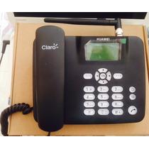 Huawei F317 Liberado Telefono Gsm De Casa Residencial Rural