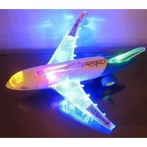 Wolvol Eléctrico Pequeño Avión De Juguete Con Hermosas Luces