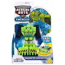 Playskool Transformers Robot De Construccion Blakhelmet Sp