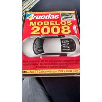 4 Ruedas - Modelos 2008 Audi Tt Cabrio, Nissan 350z Bmw