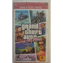 Grand Theft Auto Vice City Stories Para Psp