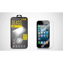 Mica Vidrio Templado Glass Contragolpes Para Iphone 5/ 5s