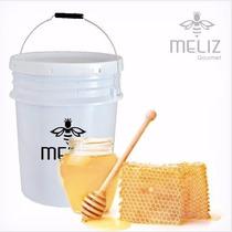 19l-26kg Miel De Mezquite 100% Pura, Gourmet, No Adulterada,