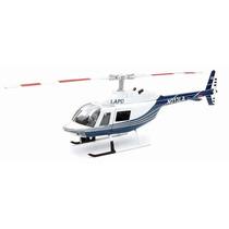 Bell 206 Jetranger Lapd Policia Helicóptero New-ray