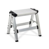 1 Piezas Escalera Aluminio Tijera1 Escalón 30 Cm Santul