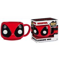 Funko Taza Deadpool Mug Ceramica Marvel Oficial Original